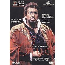 Verdi - Otello / Solti, Domingo, Te Kanawa, Royal Opera Covent Garden (1992)