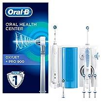 Oral-B Estación de Cuidado Bucal: Oral-B Pro 900 + Oxyjet Irrigador