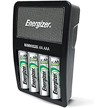 amazonbasics aa high capacity rechargeable batteries 8 pack pre charged. Black Bedroom Furniture Sets. Home Design Ideas