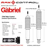 Gabriel 77847 MAX CONTROL Monotube Shock Absorber