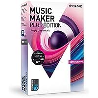 Magix Music Maker Plus Edition [Softwarebox]