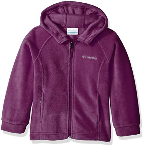 Columbia Girls' Big Benton II Hoodie, Dark Raspberry, X-Large ()