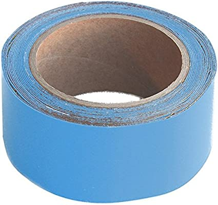 White 5 cm x 5 m Wupsi PVC Repair Tape for All Tarpaulins and Foils