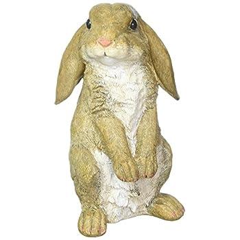 Summerfield Terrace Curious Rabbit Garden Statue