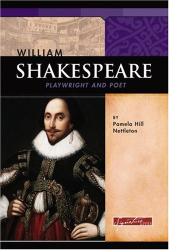 William Shakespeare: Playwright and Poet (Signature Lives: Renaissance Era) by Brand: Compass Point Books (Image #1)