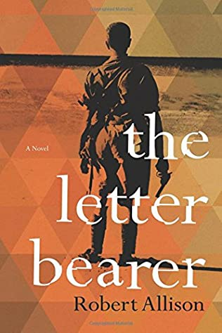 book cover of The Letter Bearer