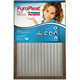15x20x1 Puro-Pleat 700 MERV 8 Electrostatic Dust and Pollen Reduction Air Filters, Pack of 6
