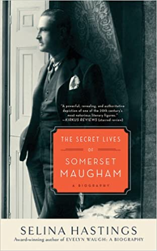 The Secret Lives Of Somerset Maugham A Biography Selina Hastings 9781611454352 Books