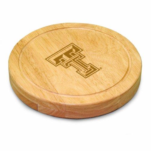 - NCAA Texas Tech Red Raiders Circo Cheese Set