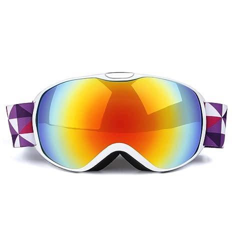 Amazon.com: LYY Gafas de esquí para niños, gafas de esquí ...
