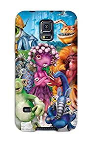 Best Faddish Phone Spore Case For Galaxy S5 / Perfect Case Cover 9672842K29836924