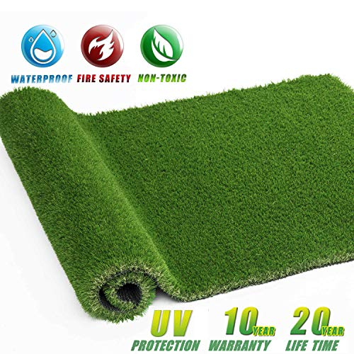 KUNTA GARDEN Pet Turf Grass Mat 28