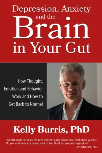 Depression Anxiety and the Brain in Your Gut: How Thought, Emotion and Behavior Work and How to Get Back to Normal