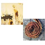 Downward Spiral - Further Down The Spiral - Nine Inch Nails 2 CD Album Bundling
