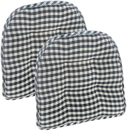 Klear Vu Gingham Tufted Cushions product image