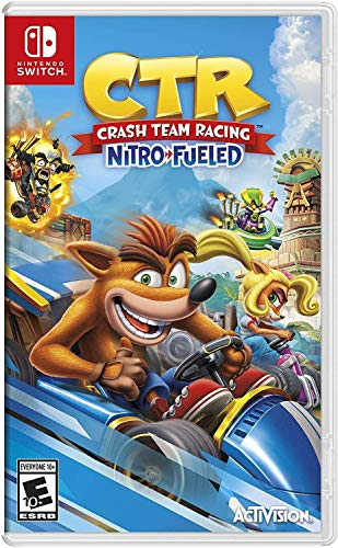 Crash Team Racing - Nintendo Switch (Best Nintendo Racing Games)