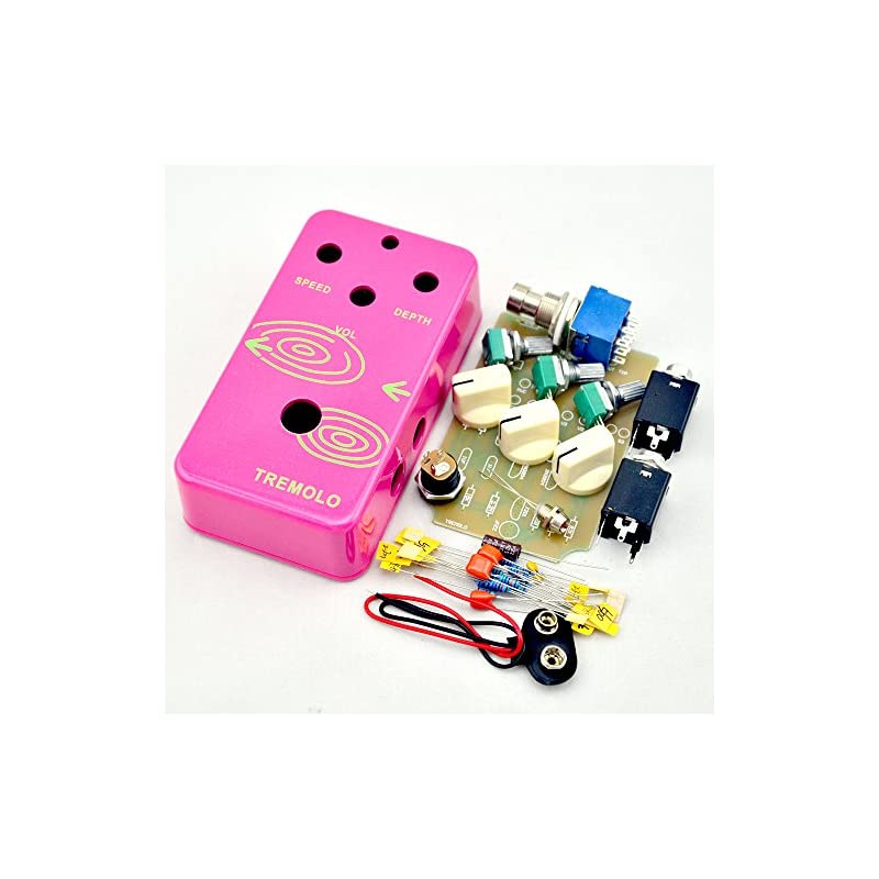 Build your ownTremolo Effects Pedal kits