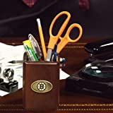 Memory Company NHL-BBR-567 Boston Bruins Pencil Holder, One Size, Multi Color