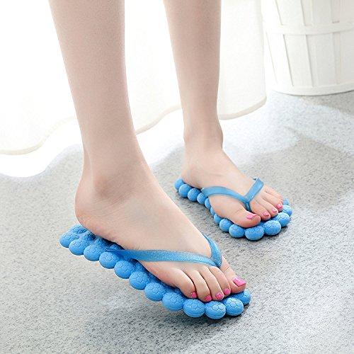 étudiant Féminins C Sandales Glisser Été Modèles Dames Toe 38 Massage XING 37 Plage G GUANG Tongs Pantoufle Nouveau qw0UI6