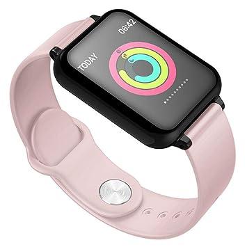Reloj inteligente para teléfonos Android, pantalla táctil grande, reloj inteligente para iPhone, reloj