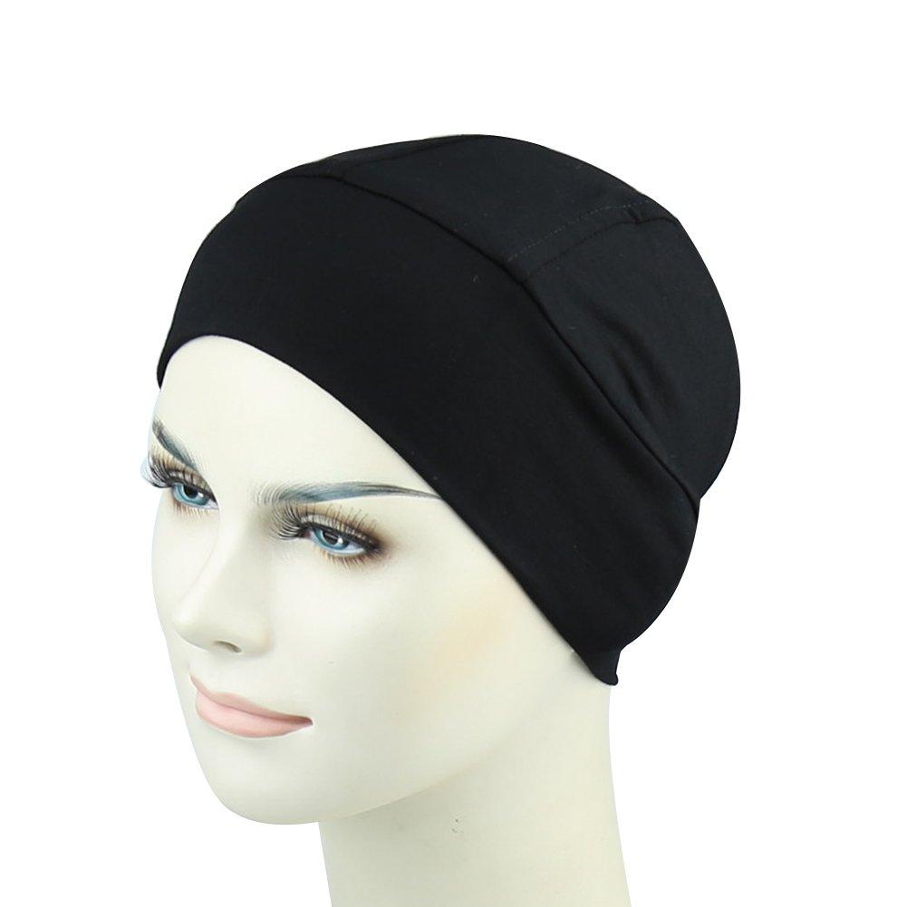 Generic HAT レディース B06Y37MQM8 ブラック ブラック