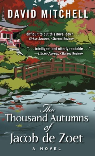 By David Mitchell - The Thousand Autumns Of Jacob De Zoet (Thorndike Press Large Prin (Large Print Edition) (2011-01-20) [Hardcover] (The 1000 Autumns Of Jacob De Zoet)