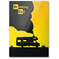 Breaking Bad - Karavan - Metal Poster