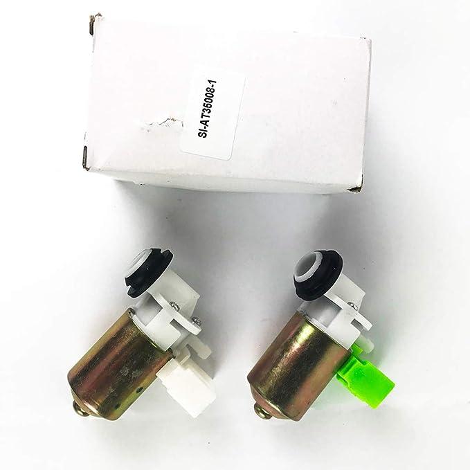 Sharplace Lavadora de Limpiaparabrisas Universal Botella Y Bomba: Amazon.es: Coche y moto