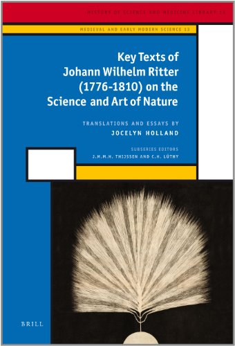 Johann Wilhelm Ritter: Key Texts on the Science and Art of Nature (English and German Edition)