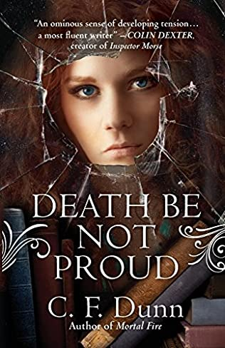 book cover of Death be Not Proud