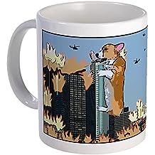CafePress - Corgi Kong Mug - Unique Coffee Mug, Coffee Cup
