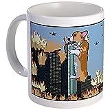 CafePress - Corgi Kong - Unique Coffee Mug, Coffee Cup