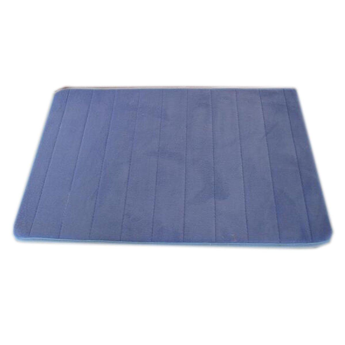 Jia Qing Müll-Tür Küche Badezimmer Staub-Matte Absorbent Anti-Rutsch-Küche Bad Matte Dicker Eintrag Mat,J-XXL B075GGVPFL Duschmatten