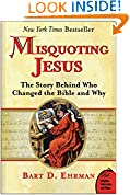 #9: Misquoting Jesus: The Story Behind Who Changed the Bible and Why