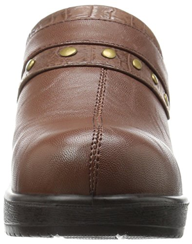 Mule Brown Women's Crocodile Easy Street Ozone qUxvtwxTpH