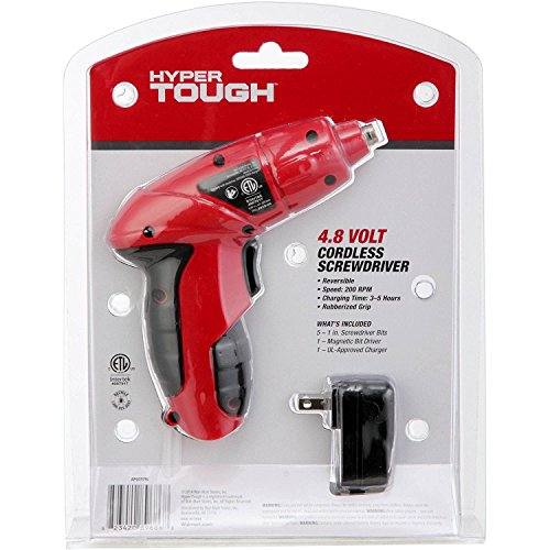 Hyper Tough 4.8 Volt Cordless ()