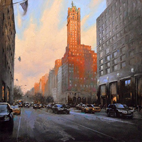 Golden Hour on 5th Avenue - Avenues Hours