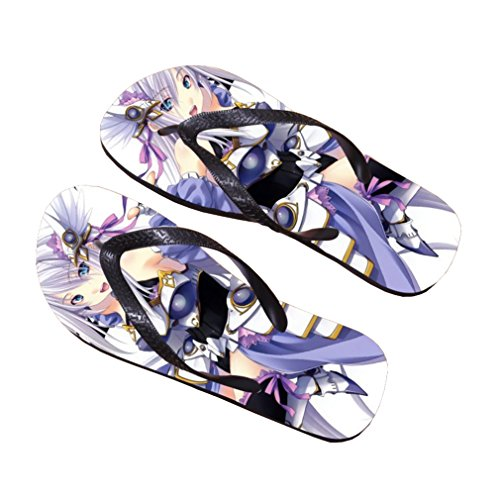 Bromeo High School DxD Anime Unisex Flip Flops Chanclas 345