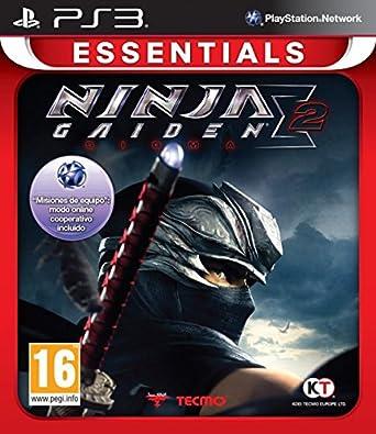 Ninja Gaiden Sigma 2 - Essentials: Amazon.es: Videojuegos