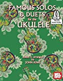 img - for Famous Solos and Duets for the Ukulele book / textbook / text book