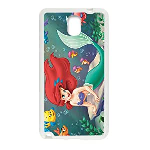 Mermaid White Phone Case For Samsung Galaxy Note 3