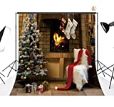 8x8ft Christmas theme Thin Vinyl Customized Backdrop CP Photography Prop Photo Background SDJ35