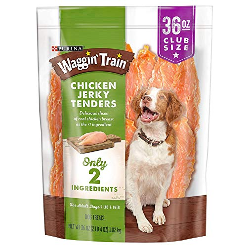 Waggin Train Chicken Jerky Dog Treats (36 oz.) (pack of 2)