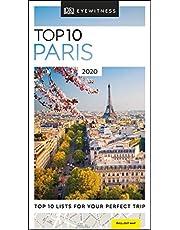 DK Eyewitness Top 10 Paris (2020)