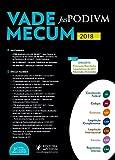 capa de Vade Mecum Juspodivm. 2018