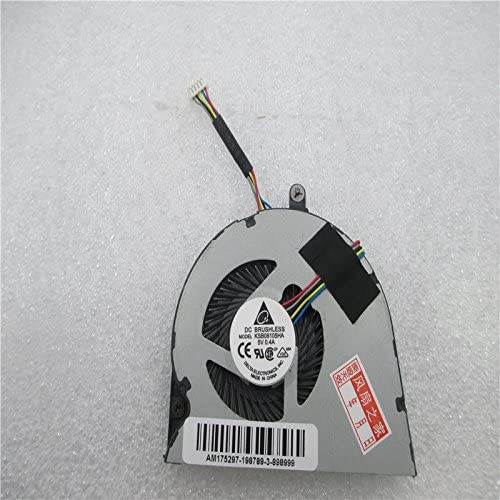 Laptop CPU cooling fan cooler for Lenovo B5400A-ITH IFI B50-70A B5400 M4500 KSB0505HB DA2L BATA0710R5H PN01 AB07405HX090B00