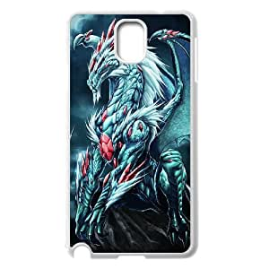 TOSOUL Customized Print Dragon Hard Skin Case Compatible For Samsung Galaxy Note 3 N9000