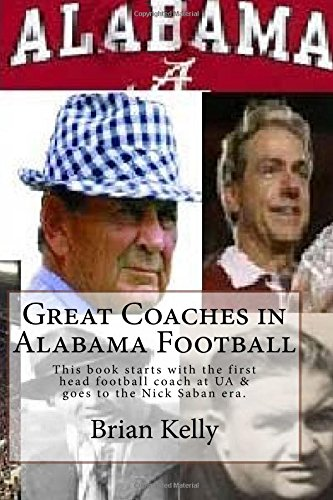 Great Coaches Alabama Football football product image