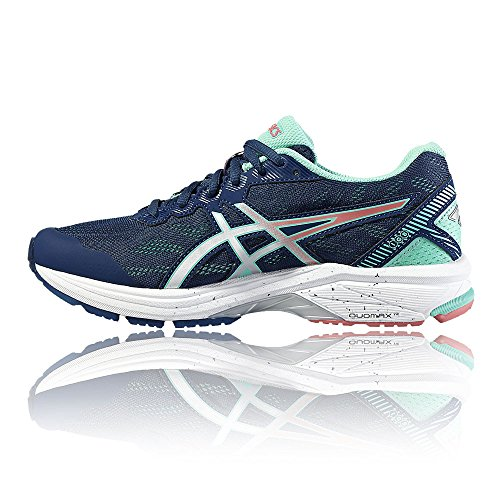 Asics Damen Gt-1000 5 Trainingsschuhe Blue