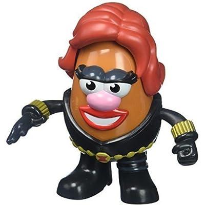 PPW Toys Mr. Potato Head Marvel Comics Black Widow Toy Figure: Ppw Usa: Toys & Games